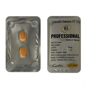 Professional Cialis 20 mg From India
